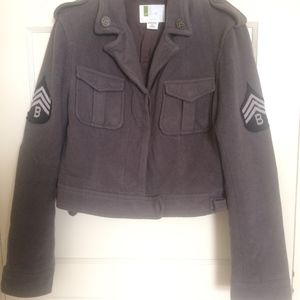 Urban Outfitters 1970/Worldwide Wool Army Jacket